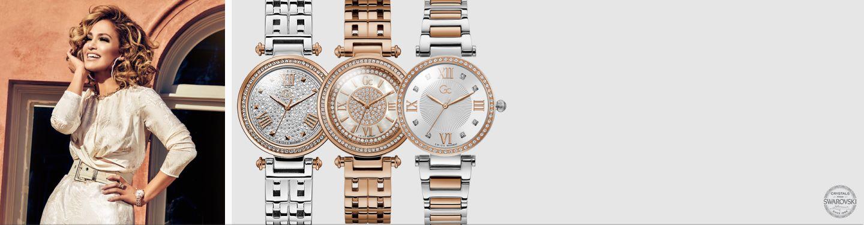 Shop Women S Luxury Swarovski Crystal Watches Gc Watches
