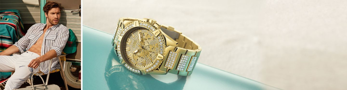 The Best Selling Guess Watches For Men