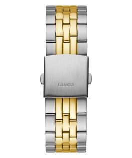 Silver Tone/Gold Tone Case Silver Tone/Gold Tone Stainless Steel Watch  large
