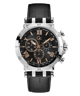 Gc Insider Chrono Leather  large