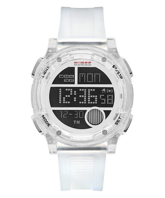 Clear Case Clear PU Watch  large