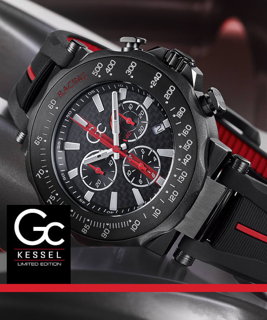 Kessel Racing x Gc Limited Edition Men's Watch  large