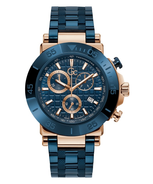 Gc One Chrono Metal  large