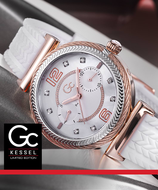 Kessel Racing x Gc Limited Edition Women's Watch  large