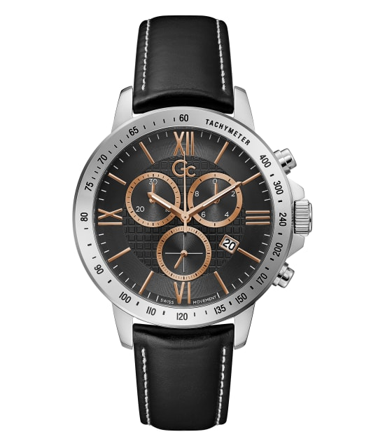 Gc PrimeTime Chrono Leather  large