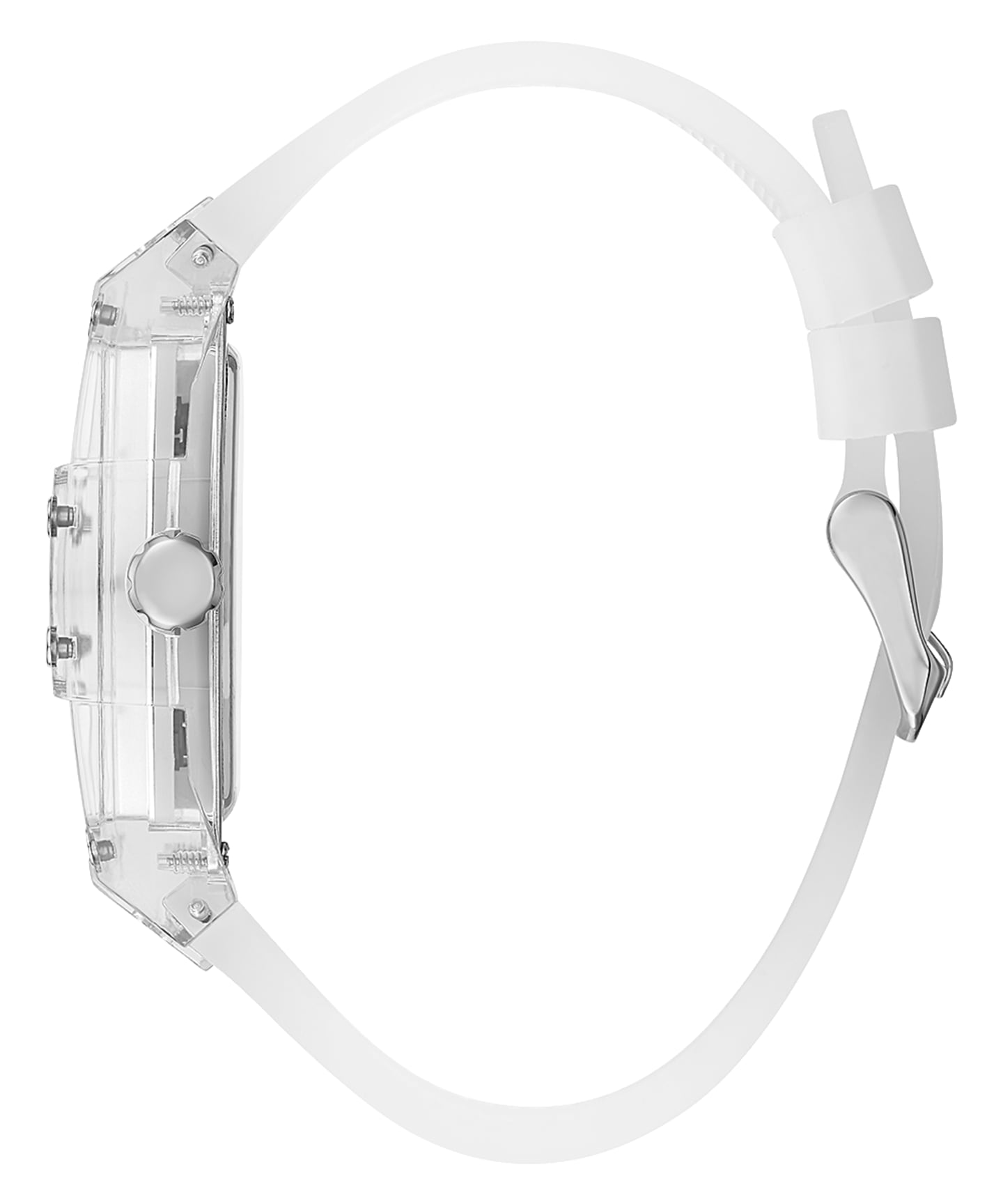 Clear Case Clear PU Watch  large