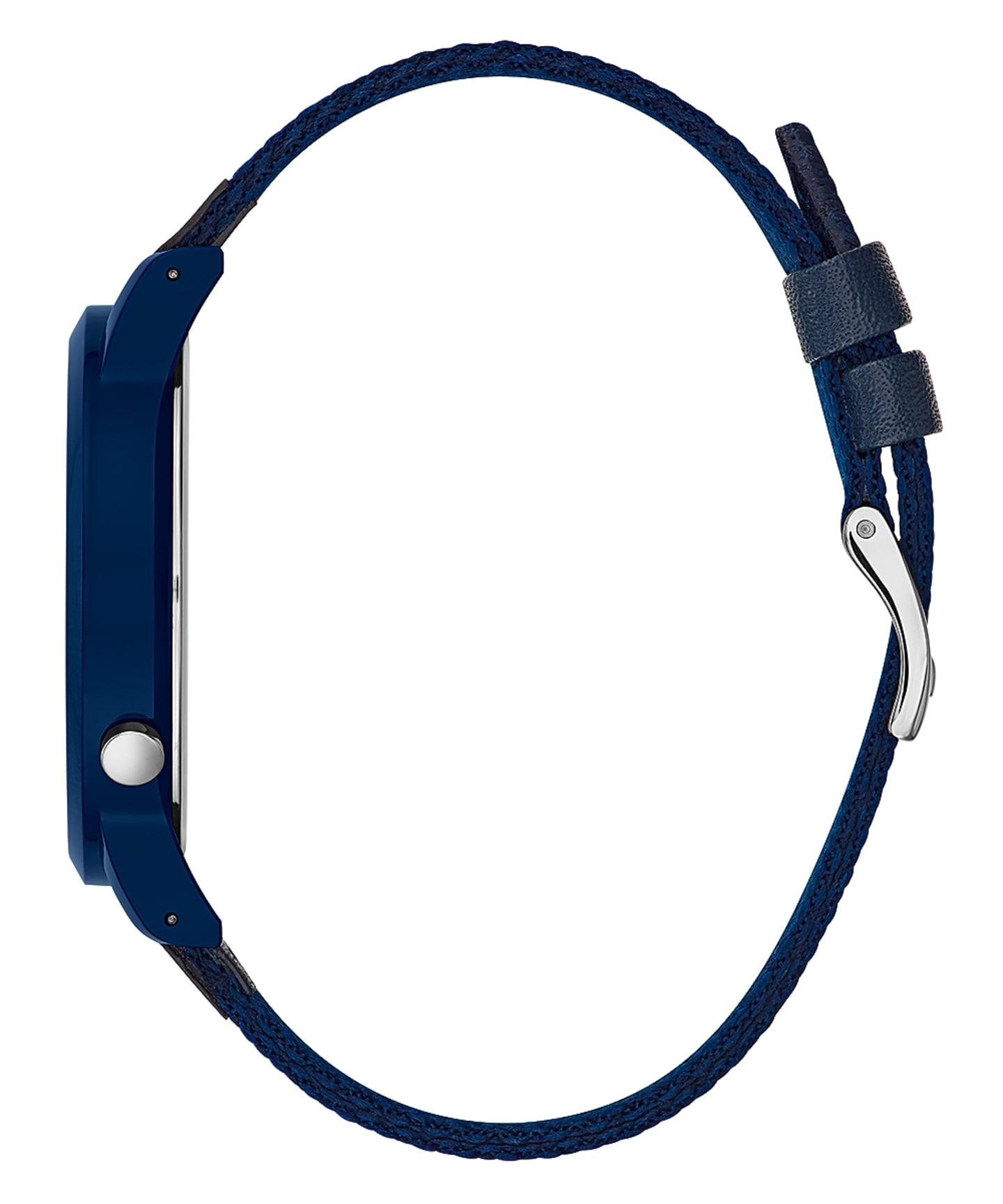 Blue Case Blue Nylon Watch  large