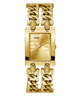 Champagne Case Champagne Stainless Steel Watch  large