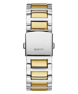 Silver Tone/Gold Tone Case Silver Tone/Gold Tone Stainless Steel Watch, , large