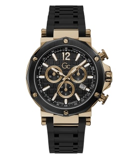 Gc Spirit Chrono Silicone  large