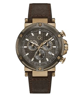 Gc UrbanCode Yachting Chrono Leather  large