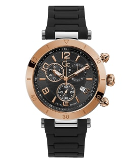Gc PrimeClass Chrono Silicone  large
